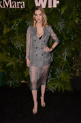 January Jones - MaxMara WIF Face of the Future in LA 6/12/18