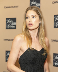 Doutzen Kroes - 2019 Town & Country Jewelry Awards in NYC 1/24/19