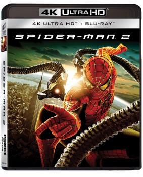 Spider-Man 2 (2004) Full Blu-Ray 4K 2160p UHD HDR 10Bits HEVC ITA DD 5.1 ENG TrueHD 7.1 MULTI