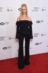 "Nicola Peltz - ""Back Roads"" Premiere at the Tribeca Film Festival 4/20/18"