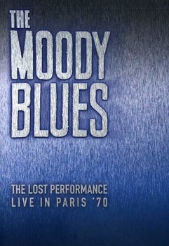 The Moody Blues - The Lost Performance: Live In Paris '70 (2004) DVD5 COPIA 1:1 ENG SUB NO
