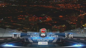 NHL 2018 - RS - Los Angeles Kings @ Calgary Flames - 2018 11 30 - 720p 60fps - English - SN 96cf021049267334