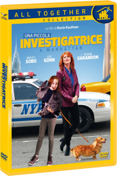Una piccola investigatrice a Manhattan (2016) DVD5 COMPRESSO ITA