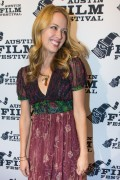 "Amy Acker -         ""Amanda and Jack Go Glamping"" Premiere Austin Film Festival Texas October 29th 2017."