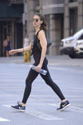 Alison Brie going to the gym in NYC 06/19/2018a79a82899232744