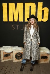 Elizabeth Gillies - The IMDb Studio at the 2018 Sundance Film Festival 1/20/18