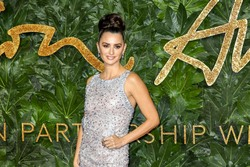 Penelope Cruz - The 2018 British Fashion Awards in London 12/10/18