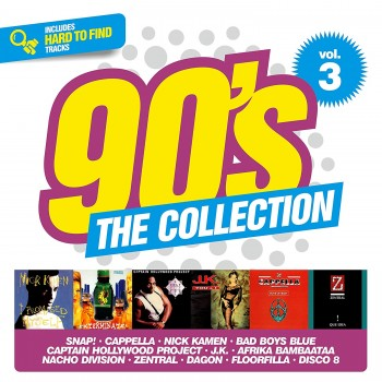 90S The Collection Vol. 3 (2019) Full Albüm İndir