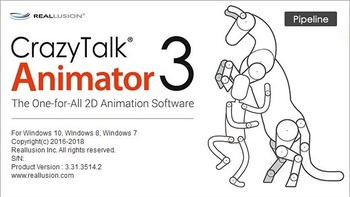 Reallusion CrazyTalk Animator 3.31.3514.2 Pipeline (x86/x64) ENG + Resource Pack + Bundle