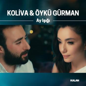 Koliva feat. Öykü Gürman - Ay Işığı (2019) (320 Kbps + Flac) Single Albüm İndir