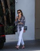 Dakota Johnson - Leaving a hotel in West Hollywood 5/25/18