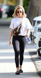 Ashley Tisdale - Out in LA 8/30/18