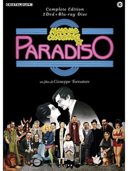 Nuovo Cinema Paradiso (Director's Cut) (1988) DVD9 COPIA 1:1 Ita