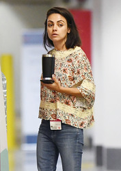 Mila Kunis - Out in LA 8/29/18