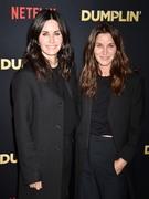 Courteney Cox - Netflix's ''Dumplin'' premiere in Hollywood 12/6/18