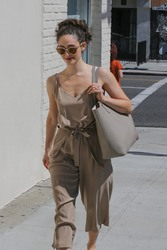 Emmy Rossum - Out in Beverly Hills 4/21/18
