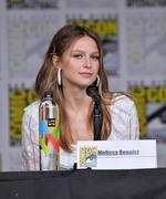 Melissa Benoist -                   ''Supergirl'' Panel San Diego Comic-Con July 21st 2018.