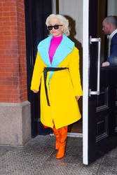 Rita Ora - Leaving her hotel in NYC 3/25/19