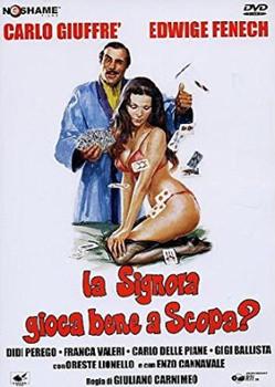 La signora gioca bene a scopa? (1974) DVD5 Copia 1:1 ITA-ENG