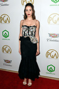Alison Brie - 30th Annual Producers Guild Awards in Beverly Hills (1/19/2019)
