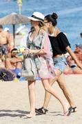 Stephanie Pratt - Bikini candids in Mykonos 6/19/18