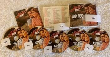 KnuffelRock Top 100 (5-CD) (2019) Mp3