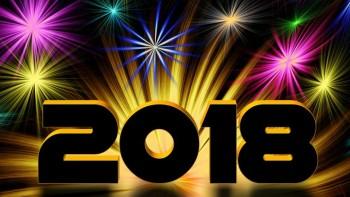 Новогодние обои - Для вашего рабочего стола (2018)