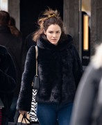 Katharine McPhee - Shopping in London 3/12/19