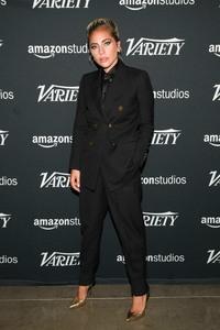 Lady Gaga - Variety's Actors on Actors Awards Studio, Day 1 in LA 11/17/18