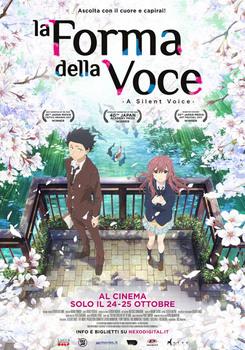 La Forma della Voce (2016) DVD9