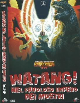 Watang! Nel favoloso impero dei mostri (1964) DVD9 COPIA 1:1 ITA GIA