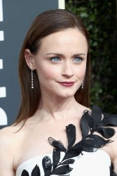 Alexis Bledel - 75th Annual Golden Globe Awards in Beverly Hills 1/7/18