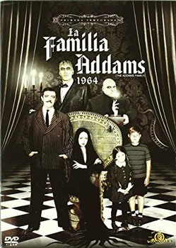 La famiglia Addams - stagione 1 (1964) 3xDVD9 COPIA 1:1 ITA MULTI