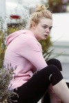 Elle Fanning - Going to the gym in LA 2/22/18