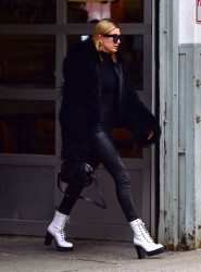 Hailey Baldwin - Out in NYC 2/1/18