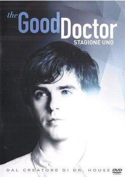 The Good Doctor - Stagione 1 - Cofanetto (2017-2018) 5xDVD9 COPIA 1:1 ITA ENG FRE