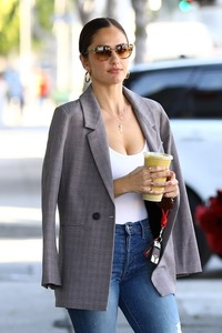 Minka Kelly - Out in LA 11/14/18