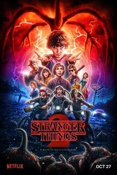 怪奇物语 第二季 Stranger Things Season 2_海报