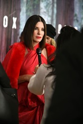 Sandra Bullock - New York Special Screening of Netflix Film the ''Bird Box'' in NYC 12/17/18