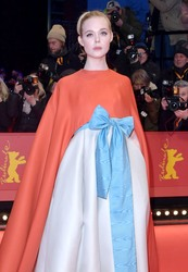 Elle Fanning - 'Isle Of Dogs ' Premiere at The 68th Berlin Film Festival 2/15/18