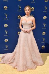 Sydney Sweeney - 70th Emmy Awards in LA 9/17/18