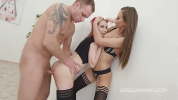 Double Addicted with Anal Fisting Tina Kay & Kira Roller Balls Deep Anal Anal Fist Big Gapes Creampie To Swallow GIO559 (02.03.2018) 720p