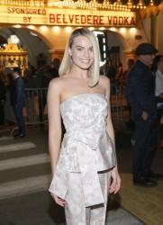 Margot Robbie - Belvedere Vodka Celebrates The Santa Barbara International Film Festival 2/8/18