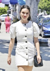 Crystal Reed - Out in LA 7/26/18