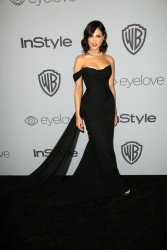 Eiza Gonzalez - The 2018 InStyle And Warner Bros. 75th Annual Golden Globe Awards Post-Party in Beverly Hills 1/7/18