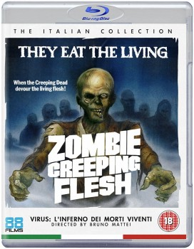 Virus - L'inferno dei morti viventi (1980) Full Blu-Ray 34Gb AVC ITA ENG LPCM 2.0