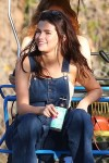 Selena Gomez at Lake Balboa park in Encino 02/02/2018473b61737643043