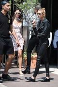 Sara Sampaio & Stella Maxwell - Out in Cannes 5/11/18