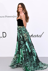 Izabel Goulart - amfaR 25th Cinema Against AIDS Gala in Cannes 5/17/18