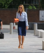 Amanda Holden -                   ITV Studios London May 10th 2018.